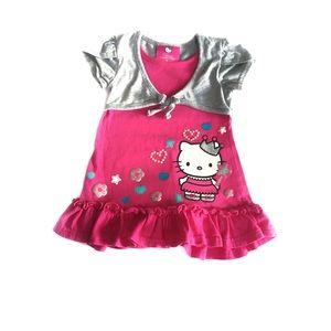 Princess by Hello Kitty for Macy's Sz 2T Dress